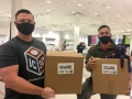 IC3D 3D Printed Toys for Tots Dropping Off