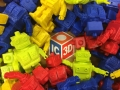 3D Printed Robots from the 2018 IC3D Printers Toys for Tots Campaign
